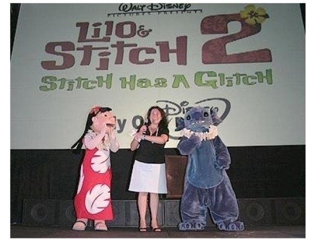 Lilo & Stitch 2: Stitch Has A Glitch Premiere Photos: Sharon Morrill