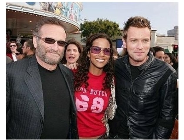 Robots Premiere: Robin Williams, Halle Berry and Ewan McGregor