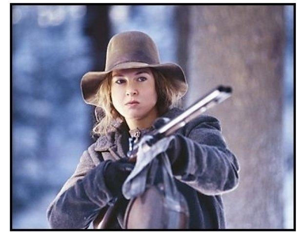 """Cold Mountain"" Movie Still: Renee Zellweger"