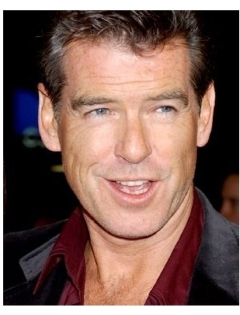 Pierce Brosnan at the After the Sunset Premiere