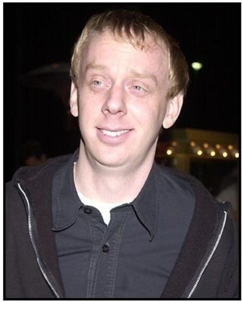 Mike White at the Orange County premiere