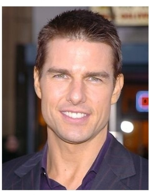 """Tom Cruise at the """"Collateral"""" premiere"""