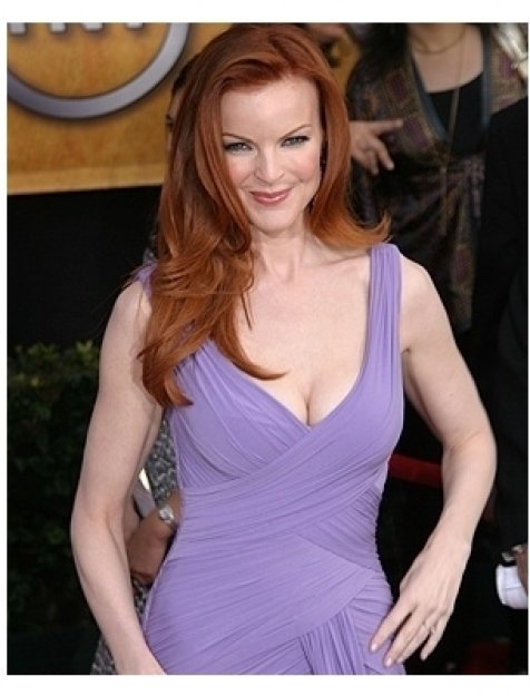 2006 SAG Awards Red Carpet: Marcia Cross