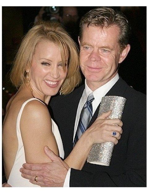2006 Palm Springs Film Festival Award Photos: Felicity Huffman and William H. Macy