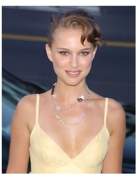 "Natalie Portman at the ""Garden State"" Premiere"