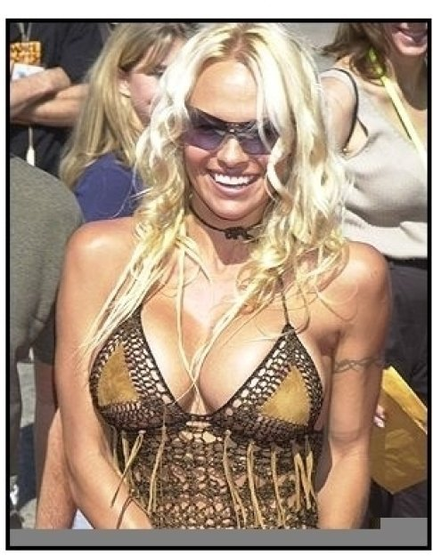 Teen Choice Awards 2002: Pamela Anderson