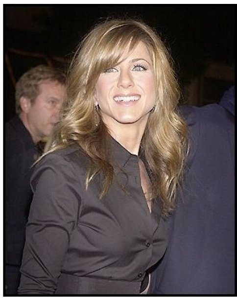 "Jennifer Aniston at the ""Along Came Polly"" Premiere"