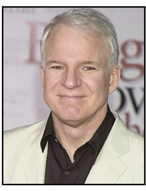 """Steve Martin at the """"Bringing Down the House"""" Premiere"""