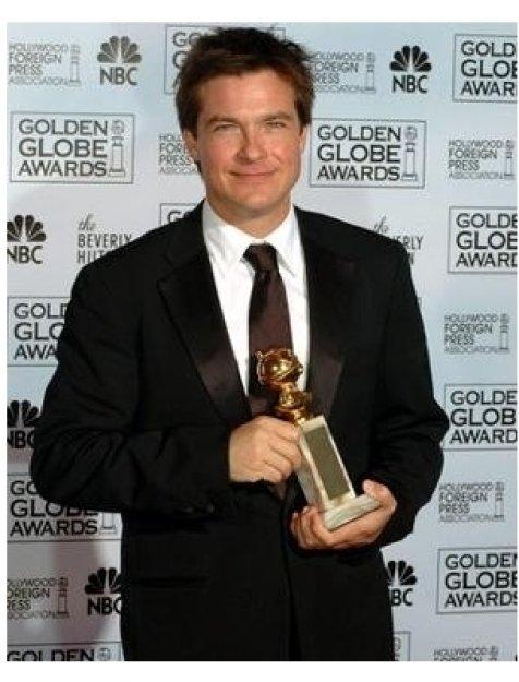 Jason Bateman at the 62nd Annual Golden Globe Awards: Press Room