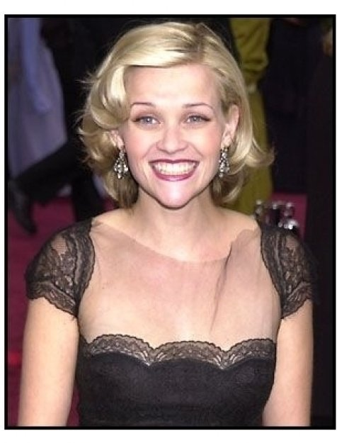 Reese Witherspoon at the 2002 Academy Awards