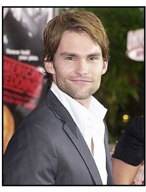 "Sean William Scott at the ""American Wedding"" premiere"