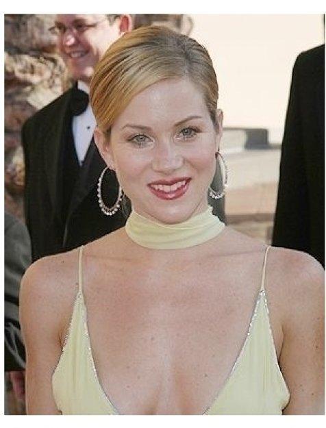 Christina Applegate at the 2004 Emmy's Creative Arts Awards