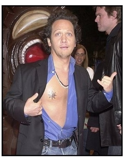 "Rob Schneider at the ""50 First Dates Premiere"""