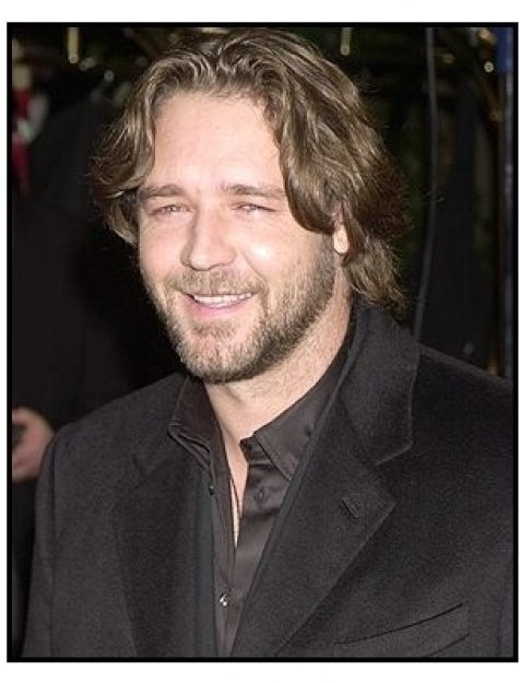 Russell Crowe at the 2002 Broadcast Film Critic's Choice Awards