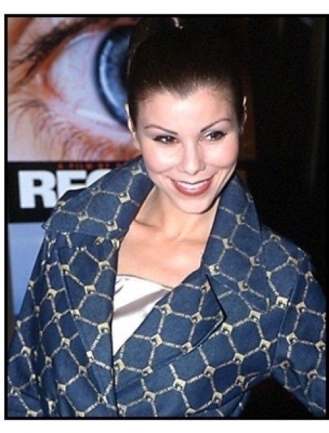 Heather Paige Kent at the Requiem for a Dream premiere