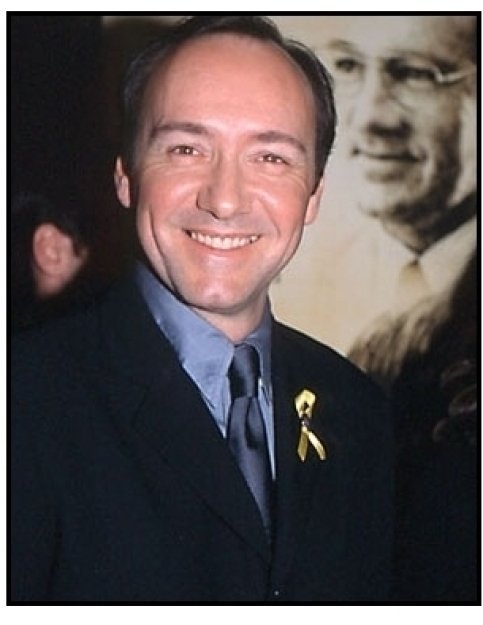 Kevin Spacey at the Pay It Forward premiere