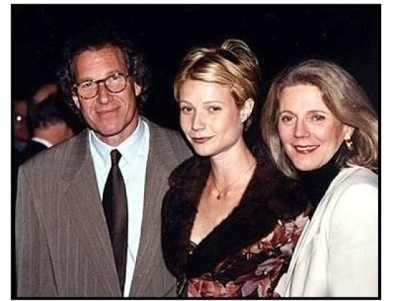 Hard Eight Premiere: Gwyneth Paltrow and parents Blythe Danner and Bruce Paltrow at the Hard Eight premiere