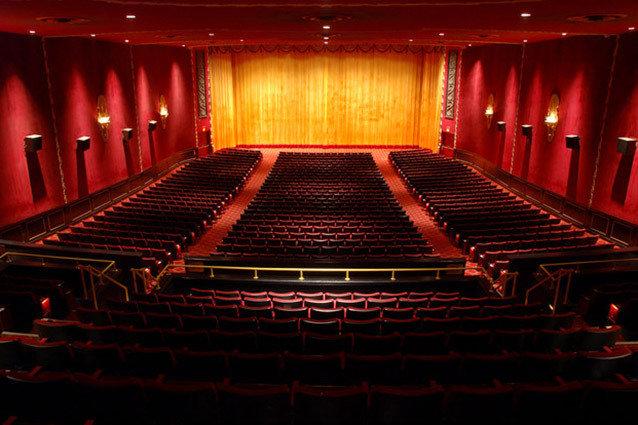 Clearview Cinema's Ziegfeld, NYC