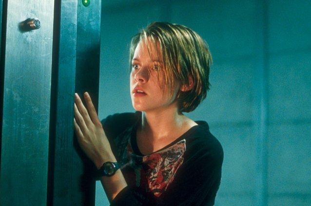 PANIC ROOM, Kristen Stewart