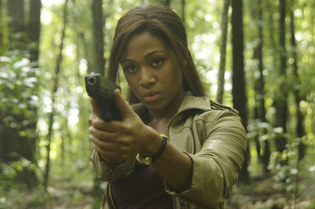Nicole Beharie, Sleepy Hollow