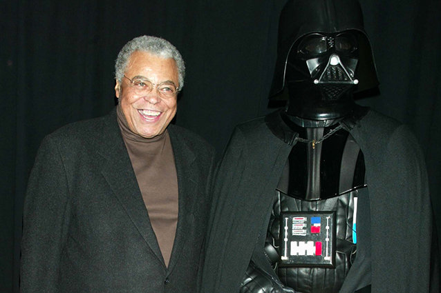 James Earl Jones, Star Wars