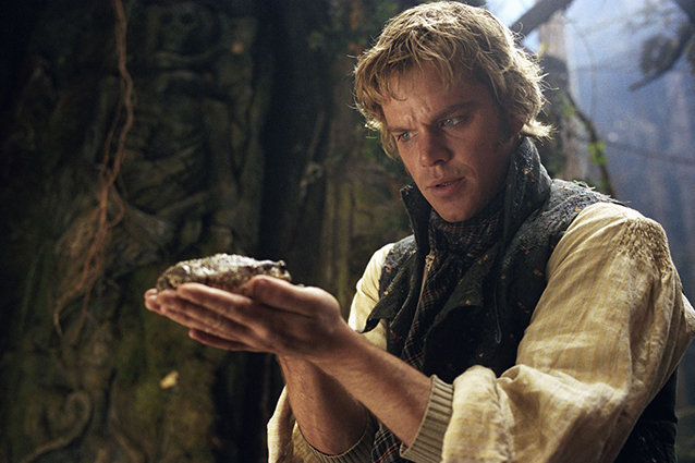 Matt Damon, The Brothers Grimm