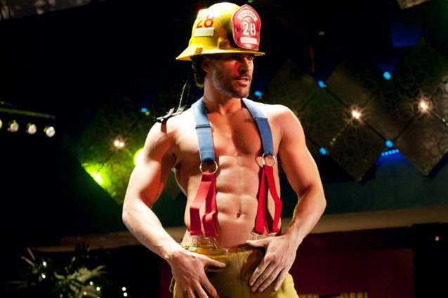 Joe Manganiello, Magic Mike