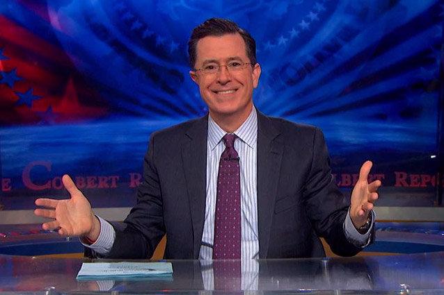 The Colbert Report, Stephen Colbert