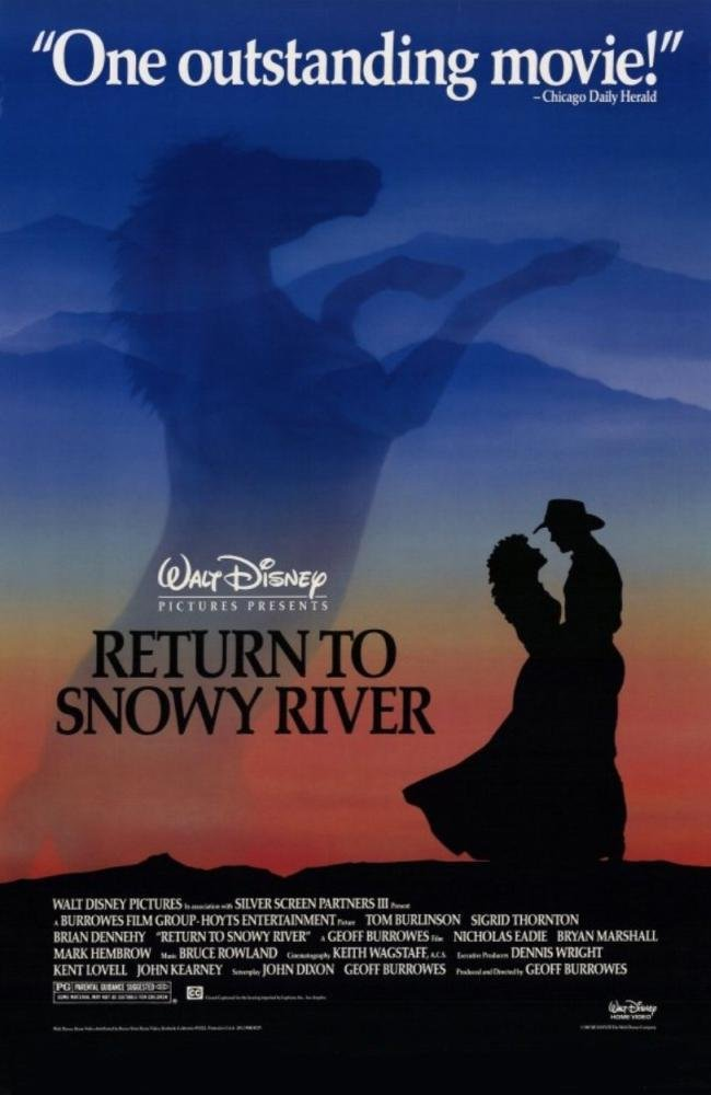 Return to Snowy River Part II, The Legend Continues