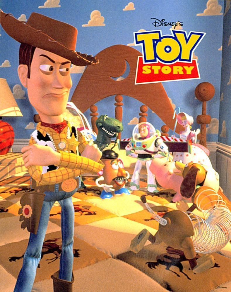Toy Story Movie : Toy story movie poster cadillac